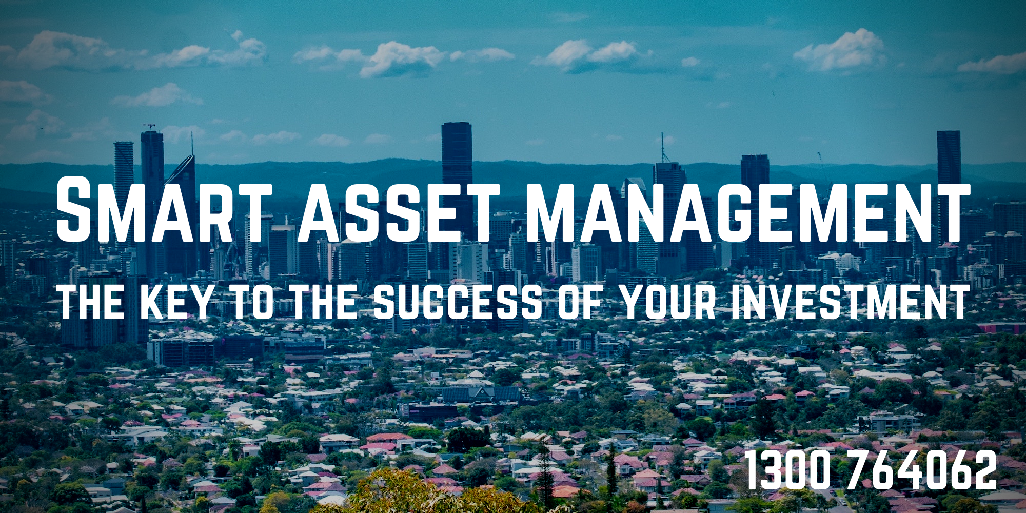 The key to the success of your investment